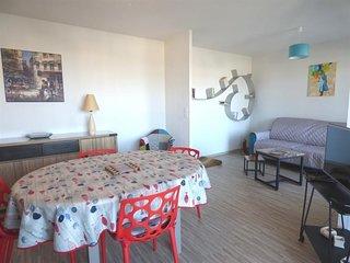 Charmant appartement T3  pour 4 personnes à proximité de l'océan