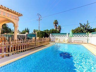 Villa c/ piscina, cerca de la playa! Ref. 234683