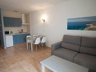 Apartamentos Portinatx con vistas al mar