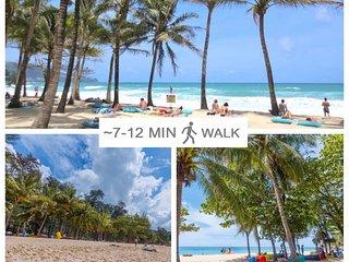 ♥ Best beach, restaurants, supermarket - Djast Villa