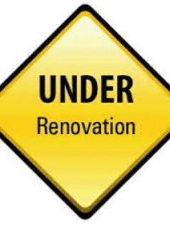 CURRENTLY UNDER RENOVATIONS!