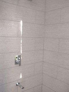Huge shower 2nd floor master bath