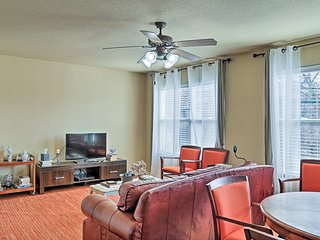 NEW! 3BR Apartment Near AT&T Stadium & Six Flags!