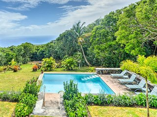 NEW! 4BR Nevis House w/ Pool & Ocean Views!