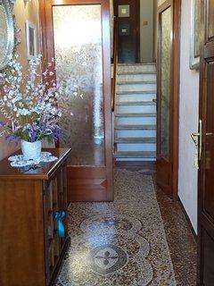 Disimpegno camere, cucina e bagno