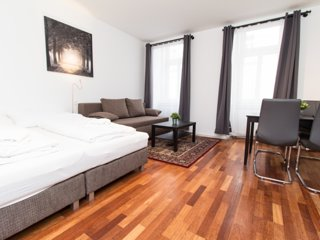 checkVIENNA - Blindengasse Family 3room