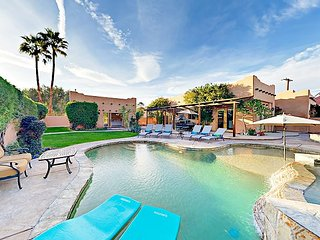 Mountain-View 4BR Home with Casita & Private Pool