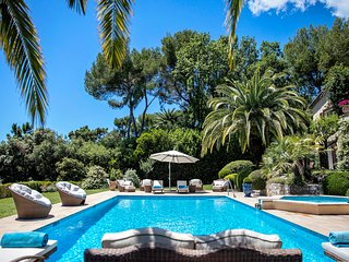 Magnificent 5 bedroom villa | Sea view | Côte d'Azur | Nice - Cannes