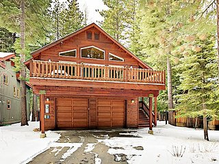 Alpine Gem w/ Large Deck & Fenced Yard - Next to Sugar Pine Park