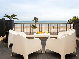 ApartUP Patacona Terrace Duplex II. WiFi + AACC + PK + Terraza
