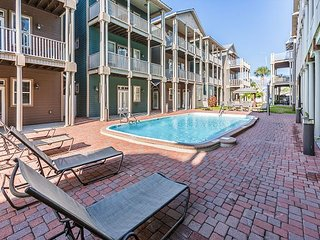 Spacious 4BR w/ Outdoor Living, On-site Pool—Short Walk to Beach & Dining