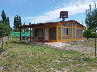Cabaña del Alto Tupungato alquiler vacacional y vinos CASA CHARDONAY