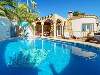 3 bedroom Villa in Moraira, Valencia, Spain : ref 5083500