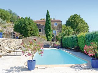 6 bedroom Villa in Cornillon-Confoux, Provence-Alpes-Cote d'Azur, France : ref 5