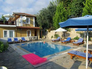 Villa in Uzumlu Kalkan,Turkey-Breathtaking Views, Private pool,Peaceful Location