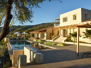 6 bedroom Villa in Kassiopi, Ionian Islands, Greece : ref 5364686