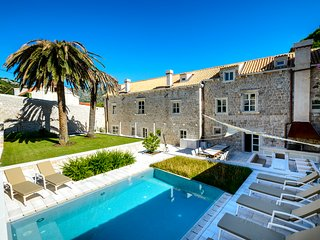 Villa Zaton Heritage Mansion – Luxury stone villa with pool, Zaton, Dubrovnik