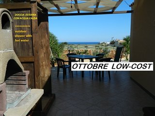 OCTOBER LOW COST - BEDROOM APARTMENT, sea view!!