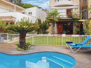 4 bedroom Villa in Tossa de Mar, Catalonia, Spain : ref 5547449
