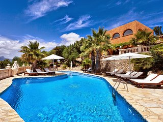 Magnificent Villa with Unrivalled Views in Alcudia