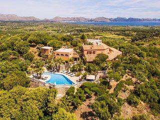 Villa Oscols in Alcudia