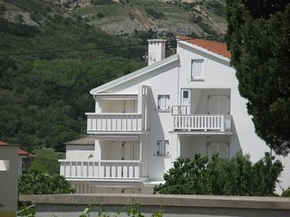 Apartments Posavec, Baska, Island Krk, Croatia