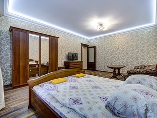 Cozy one-room apartment in the centre of Saint-Petersburg