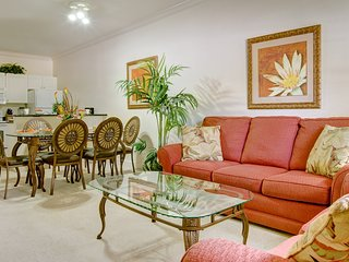 Abaco Townhome at Lucaya Resort