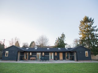Contemporary stable conversion set in two acres of rural Suffolk