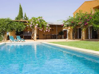 5 bedroom Villa in Cas Concos, Balearic Islands, Spain : ref 5251832