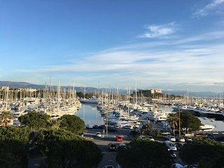 *****Le Panoramique T2 luxe Vue mer exceptionnelle