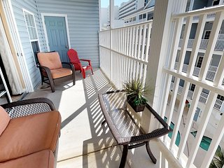 Myrtle Beach Villas 301 A