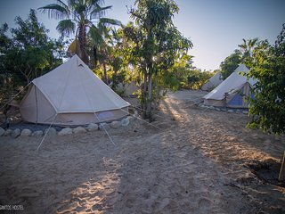 Todos Santos Accommodation - Glamping 1