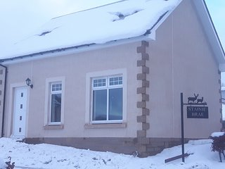 STAINIEBRAE HOLIDAY COTTAGE, SELKIRK