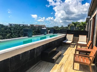 Penthouse in Aldea Zamá - PH 302 - Art and Design in the Jungle