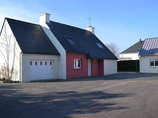 Maison independante entre Finistere et Morbihan