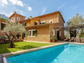 4 bedroom Villa in Deià, Balearic Islands, Spain : ref 5487446