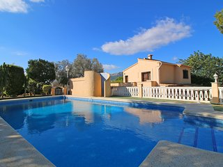 Villa Milotxa - Costa Calpe