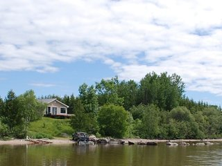 Pointe Carniel Lodge, Guerin/QC, Canada, Abitibi-Temiscamingue Region