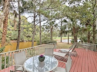 NEW! 5BR Resort Home-4 min to Kiawah Island Beach