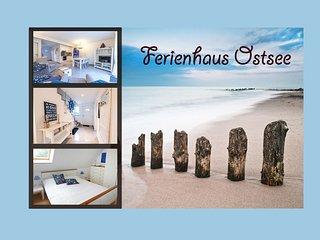 Ferienhaus 'Ostsee'bei Fischland//Zingst, gepflegt/top Ausstattung/Hunde willk.!
