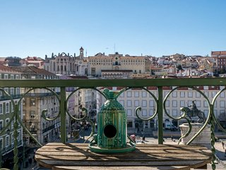 Spacious 2bed in the heart of Lisbon
