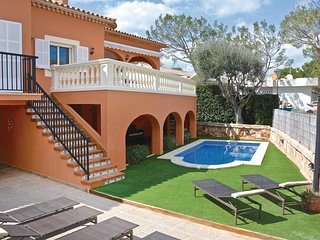 5 bedroom Villa in Can Picafort, Balearic Islands, Spain : ref 5566539