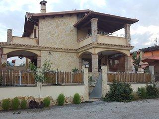 Villa di Nuova costruzione ultimata nel 2015 in grado di ospitare da 2 a 6 ospi