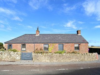Cotton of Auchmithie, Arbroath. Sea View Cottage. Pet Friendly