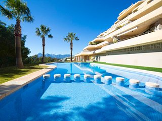 2 bedroom Apartment in Altea la Vella, Valencia, Spain : ref 5571575