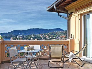 2 bedroom Apartment in San Michele di Pagana, Liguria, Italy : ref 5539877