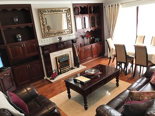 Killarney Luxury 4 BR Town House - sleeps 9 - Free WiFi/Parking  Great Location