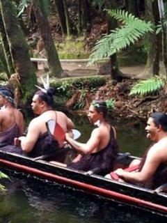 Mitai Maori culture (5min)