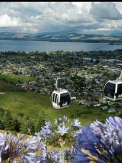 Skyline Skyrides. Luge, biking, gondola, fab food (5min drive)
